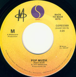 Pop Muzik / Moonlight And Muzak - M