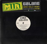Galang (Dave Kelly Remix) - M.I.A.