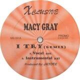 I Try (Remix) / Testin' - Macy Gray / Glenn Lewis