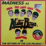 The Return Of The Los Palmas 7 - Madness