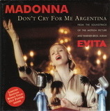 Don't Cry For Me Argentina/Don - Madonna