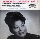 Negro Spirituals Vol. 2 - Mahalia Jackson