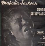Negro Spirituals - Mahalia Jackson