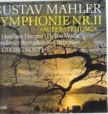 Symphonie Nr. II c-moll 'Auferstehung' - Mahler/ G. Solti, Londoner Symphonie-Orchester, H. Harper, H. Watts