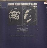 Sinfonie Nr.2 c-moll* Sinfonie Nr. 7 e-moll* Sinfonie Nr. 8 REs-dur - Mahler / Bernstein