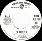 I'm For Real - Malo