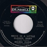 Move In A Little Bit Closer, Baby / All For Me - Cass Elliot