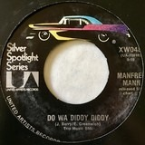 Do Wa Diddy Diddy / Sha La La - Manfred Mann
