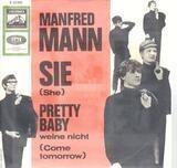 Sie (She) - Manfred Mann