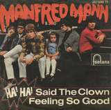 Ha! Ha! Said The Clown - Manfred Mann
