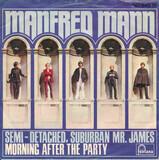 Semi-Detached, Suburban Mr. James - Manfred Mann