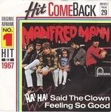 Ha! Ha! Said The Clown - Manfred Mann
