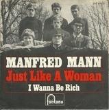 Just Like A Woman - Manfred Mann
