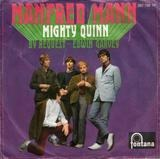 Mighty Quinn / By Request-Edwin Garvey - Manfred Mann
