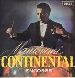 Mantovani Continental Encores - Mantovani And His Orchestra