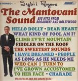 The Mantovani Sound (Big Hits From Broadway And Hollywood) - Mantovani And His Orchestra