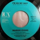 I'm On My Way - Margie Evans