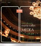 Medea - Maria Callas , Luigi Cherubini , Teatro Alla Scala , Tullio Serafin