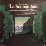 La Sonnambula - Maria Callas / Leonard Bernstein / Vincenzo Bellini
