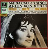 Maria Callas Singt Arien Von Verdi - Verdi