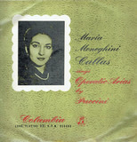 Maria Meneghini Callas sings Operatic Arias by Puccini - Maria Callas