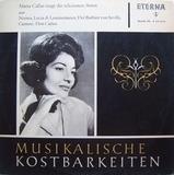 Maria Callas Singt - Maria Callas