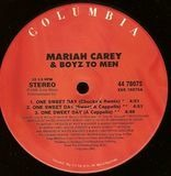 One Sweet Day - Mariah Carey & Boyz II Men