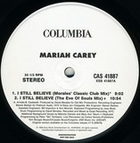 I Still Believe - Mariah Carey