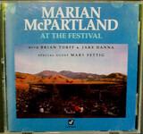At the Festival - Marian McPartland
