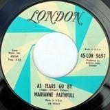 As Tears Go By / Greensleeves - Marianne Faithfull