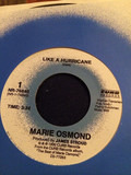 Like A Hurricane / I'll Be Faithful To You - Marie Osmond