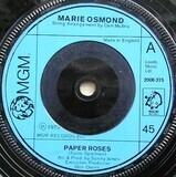 Paper Roses - Marie Osmond