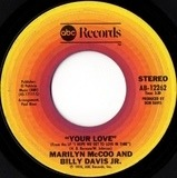 Your Love / My Love For You - Marilyn McCoo & Billy Davis Jr.