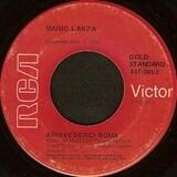 Arrivederci Roma / For The First Time (Come Prima) - Mario Lanza