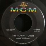 The Lovin' Touch / Come Back To Me (My Love) - Mark Dinning