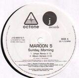 Sunday Morning / This Love - Maroon 5