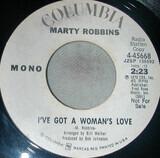 I've Got a Woman's Love - Marty Robbins