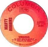Virginia - Marty Robbins