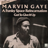 A Funky Space Reincarnation - Marvin Gaye