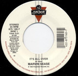 It's All Over - Marvin Sease