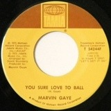 You Sure Love To Ball - Marvin Gaye