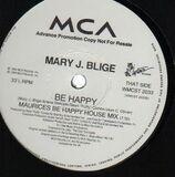 Be Happy - Mary J. Blige