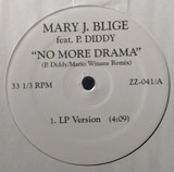 No More Drama - Mary J. Blige Feat P. Diddy
