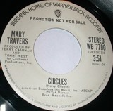 Circles - Mary Travers