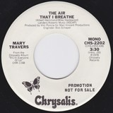 The Air That I Breathe / You Turn Me Around - Mary Travers