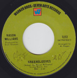 Greensleeves / $13 Stella - Mason Williams