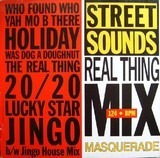 Streetsounds Real Thing Mix - Masquerade