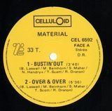 Busting Out - Material