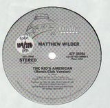 The Kid's American - Matthew Wilder