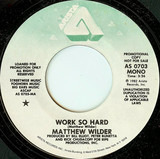 Work So Hard - Matthew Wilder